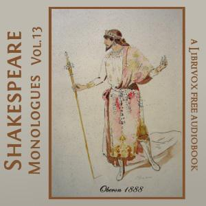 Shakespeare Monologues Collection vol. 13