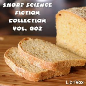 Short Science Fiction Collection 002