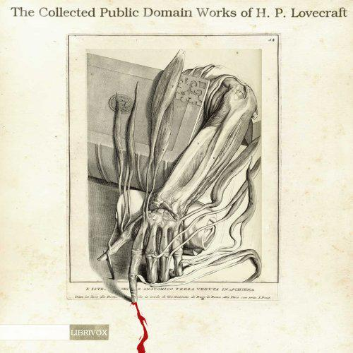 Collected Public Domain Works of H. P. Lovecraft