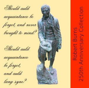 Robert Burns 250th Anniversary