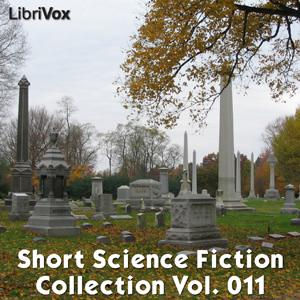 Short Science Fiction Collection 011