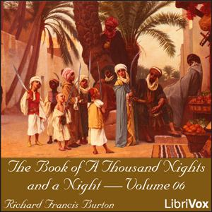 Book of A Thousand Nights and a Night (Arabian Nights), Volume 06