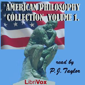 American Philosophy Collection Vol. 1