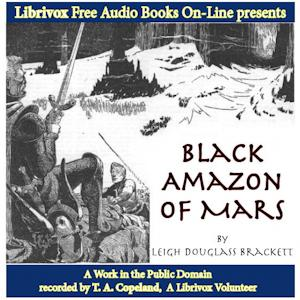 Black Amazon of Mars (Version 3)