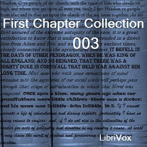 First Chapter Collection 003